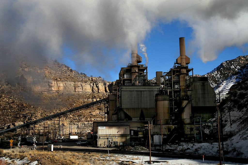 Coal FiredPower Plant,Coal Power Plant,ChineseCoal Plants_点力图库