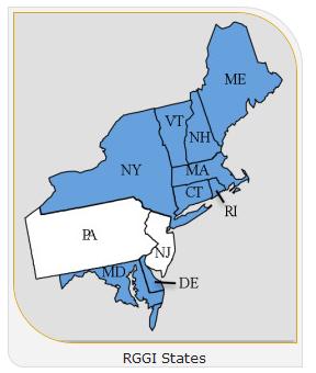 RGGI States