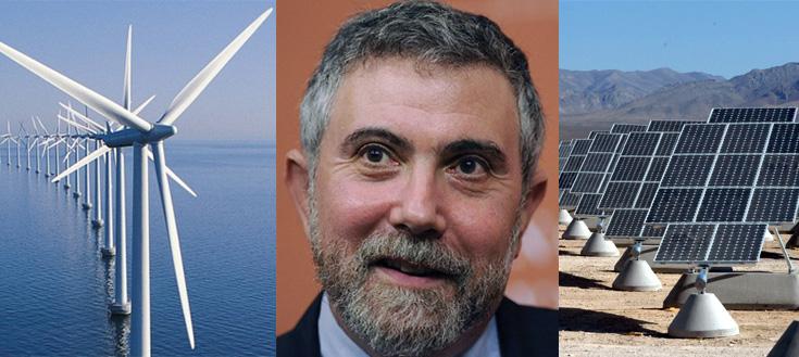Krugman-Renewables