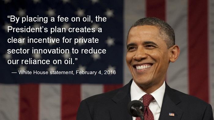 Obama-oil