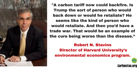 Which is worse? Trade wars or climate ruin?